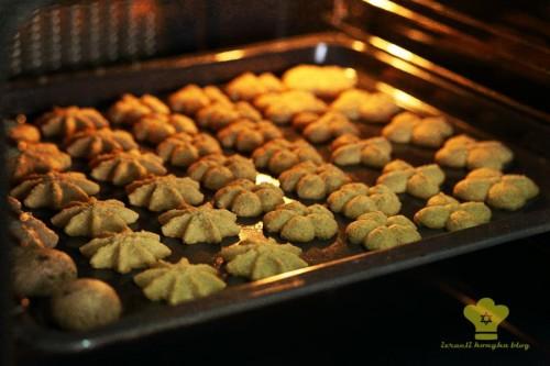 Tahinis datolyamézes gluténmentes aprósütemény 1
