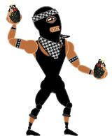 25 gerilla terrorista frankpeti