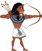 3 egyiptomi frankpeti