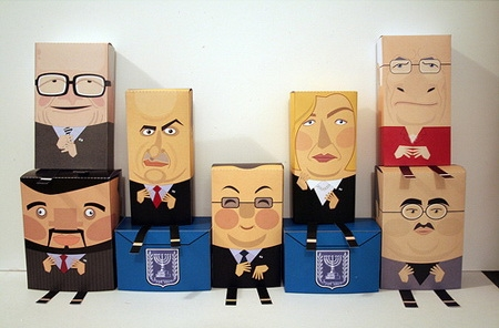 Izraeli választások